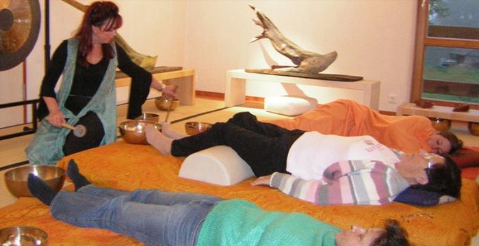 -Klangtherapie: Klänge an der Klinik